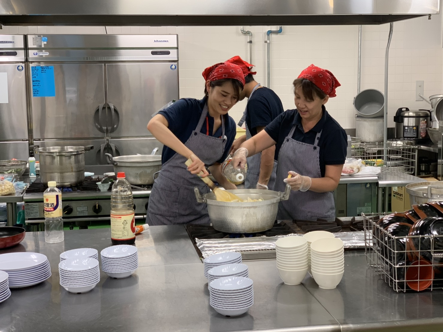 food staff