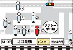 kawaguchiko_map