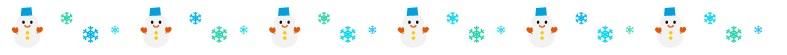 snow_yukidaruma_line